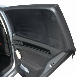 Universal Car Suv Side Window Sunshade Uv Protection Sun Shade Mesh Cover