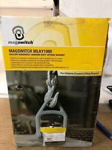 Magswitch M70 On off Magnetic Medium Duty Lifting Magnet