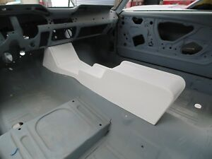 67 68 Mustang Fastback Custom Center Console Pro Touring Shifter Restomod