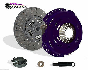 Clutch Kit Stage 1 Gear Masters For Ford Mustang Custom Mercury Cougar Cyclone