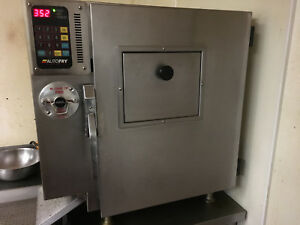 Stainless Steel Autofry Mti 10 Ventless Hoodless Countertop Deep Fryer