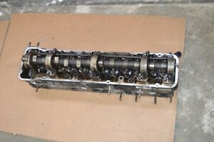 Datsun 240z E88 Engine Cylinder Head Complete Head With Cam