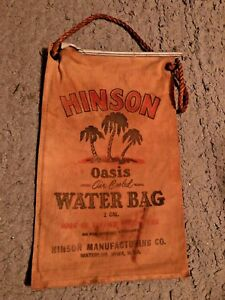 Vtg Auto Water Bag Ford Pontiac Dodge Buick Chevy Plymouth Gm 20s 30s 40s 50s