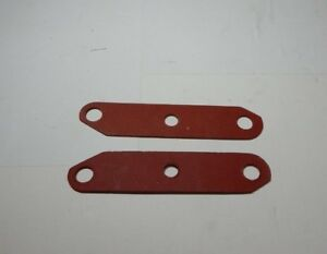 Pair Of New Windshield Frame To Body Packing Strip Spacer Gasket Mgb Roadsters