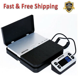Digital Shipping Postal Scale Extended Cord Large Backlit Energy Saving Display