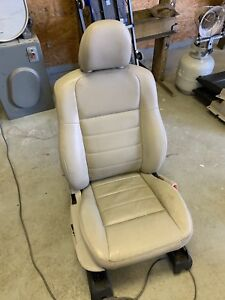 Dodge Charger Leather Seats