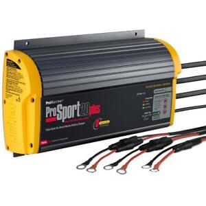 Promariner Prosport 20 Plus Gen 3 Heavy Duty Recreational Marine Battery Charger
