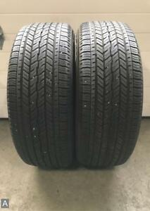 2x P235 55r18 Bigfoot Big O S t 8 9 32 Used Tires