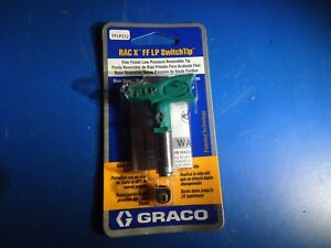 Graco Rac X Ff Lp 212 Switchtip Fine Finish Low Pressure Reversible Spray Tip
