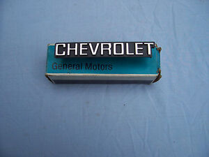 Nos 1979 Chevrolet Caprice Classic Chevrolet Script In The Grille 14007231