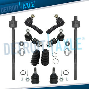 For 1991 1992 1994 Nissan Nx Sentra Lower Ball Joints Sway Bars Tierods 1 6l