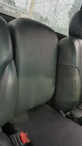 00 02 Chevy Silverado Vinyl Center Jump Seat Non Folding