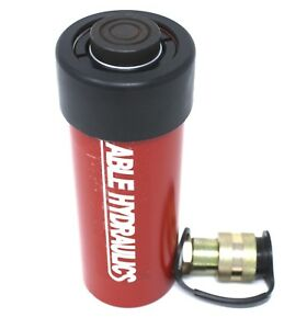 Able Hydraulics 15 Ton 4 Inch Stroke Single Acting Cylinder Enerpac Equivalent