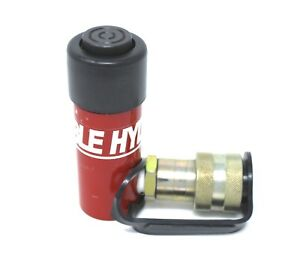 Able Hydraulics 10 Ton 4 Inch Stroke Single Acting Cylinder Enerpac Equivalent
