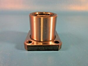 Nb Rk 12guu Slide Rotary Bush Nippon Linear Flanged Bearing Japan