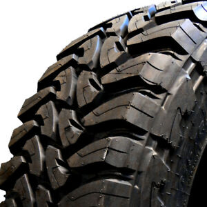 2 new 38x15 50r20lt Toyo Open Country Mt 125q D 8 Ply Mud Terrain Tires 360190