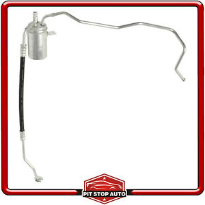 New A c Receiver Drier With Hose Assembly 1390005 4596534ae Sebring Stratus