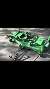 John Deer Belly Mower 2720