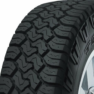 1 new Lt265 70r18 Toyo Open Country Ct 124 121q All Terrain Tires 345060