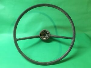 1960 s Chevrolet Corvair Steering Wheel