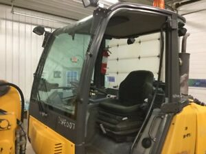 Volvo L20b Wheel Loader Cab Shell Only Oem Voe11305124 Oem Voe11370082