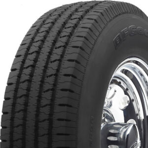 1 New Lt265 70r17 Bfgoodrich Commercial T A A S 2 121r E 10 Ply Tires Bfg17795