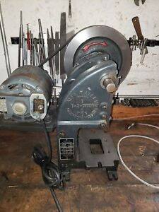 Alva Allen 2 Ton Mechanical Bench Top Obi Punch Press B2 Super Nice And Clean