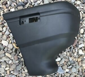 Land Rover Discovery 1 Genuine Front Bumper End Cap Right Hand