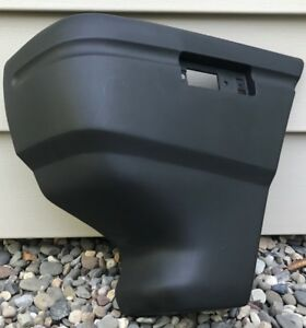Land Rover Discovery 1 Genuine Front Bumper End Cap Left Hand