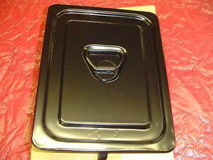 1947 54 Chevy Gmc Truck Battery Floor Hole Cover