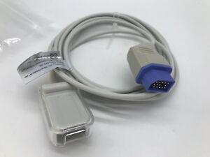 Masimo Lnop Spo2 Extension Adapter Cable To Nihon Kohden Jl 631p 14 Pin