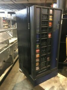 Vending Machine Edina Combo Snacks Cold soda drinks Power 115 v 10 amps