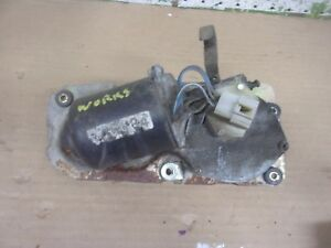 1988 Conquest Tsi 2 6 Engine Wiper Motor Starion 1989 1987 1986 Oem
