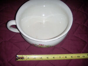 Antique Empire Ware Stoke On Trent Chamber Pot Bed Pan In Usa