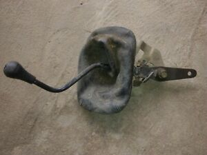 1994 To 1997 Dodge Ram Transfer Case Shifter W Boot