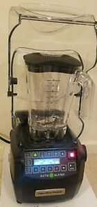 Hamilton Beach Hbh850 Summit Bar Blender Commercial With Jar