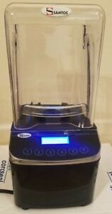 Santos San62 Commercial Heavy Duty Brushless Blender In Excellent Condition