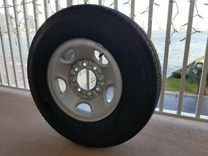 Gmc Chevy Oem Truck Or Van 16 Diameter By 6 5 Width Wheel Silver