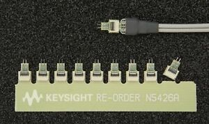 Keysight agilent N5426a Zif Tip Kit Of 10