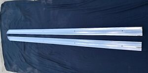 1961 1963 Lincoln Continental Rocket Panels Left Right Polished