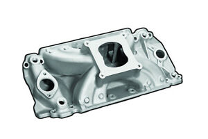 Professional Products 53031 Bb Chevy Hurricane Manifold Satin