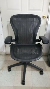 Herman Miller Aeron Ergonomic Chair Size B