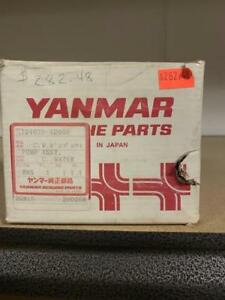 Yanmar Part 124070 42000 Water Pump Assy