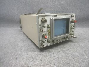 Bk Precision 20 Mhz Model 1522 Oscilloscope tested Working