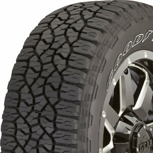 1 new 255 70r16 Goodyear Wrangler Trailrunner At 111s Tires 741127680