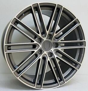 20 Wheels For Porsche Panamera 4s 2009 10 20x9 5 20x11