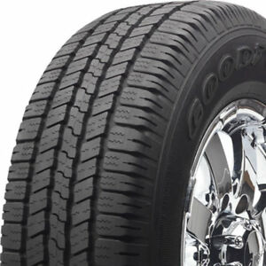 4 new P255 70r16 Goodyear Wrangler Sr a 109s All Season Tires 183601418