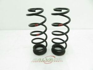 2006 2007 Mazdaspeed Mazda 6 Speed Rear Suspension Coil Spring Pair Seats Oem