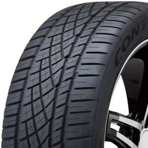 4 New 225 45zr17 Continental Extremecontact Dws06 91w Tires 15499640000