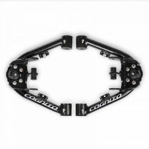 Cognito Motorsports 110 90288 Upper Control Arm Kit For 99 06 Gm 1500 2wd 4wd